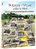 pueblos y villas alrededor de madrid-ricardo muñoz fajardo-9788494493737