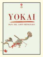 yokai mapa del japon mitologico-benjamin i. blackwood-9788494539237