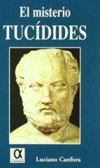 el misterio tucidides luciano canfora 9788495414137