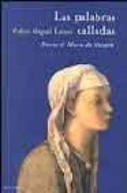 las palabras calladas: diario de maria de nazaret pedro miguel lamet 9788495894137