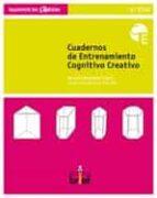 cuadernos de entrenamiento cognitivo creativo (4ª eso) agustin regadera lopez 9788495895837