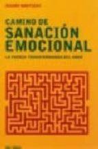 camino de sanacion emocional: la fuerza transformadora del amor-ricard montseny-9788496381537