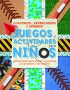 juegos y actividades para niños 9788498017137