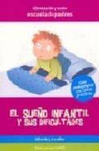 el sueño infantil y sus dificultades-jesus jarque garcia-9788498960037