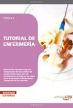 TUTORIAL DE ENFERMERIA. TOMO V