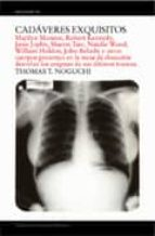 cadaveres exquisitos-thomas noguchi-9788499420837