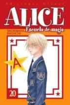 alice escuela de magia nº 20 tachibana higuchi 9788499472737
