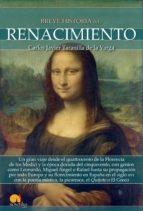 breve historia del renacimiento (ebook)-carlos javier taranilla-9788499679037