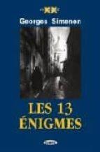 les 13 enigmes (livre du professeur) georges simenon 9788877542137