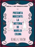 presunta indecente: la historia de maruja colina (ebook)-cdlap00000637