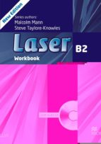 laser b2 workbook without key with audio cd+  3º ed-9780230433847