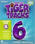 tiger 6º primary activity book b pack-9780230453647