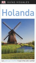 holanda 2018 (guias visuales) 9780241338247