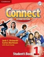 El libro de Connect 1 student s book with self-study audio cd 2nd edition autor VV.AA. DOC!