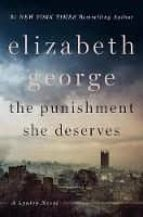 the punishment she deserves (an inspector lynley novel 17) elizabeth george 9780525954347