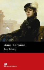 macmillan readers upper: anna karenina-leon tolstoi-9781405087247