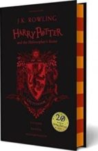 harry potter and the philosopher s stone - gryffindor edition-j.k. rowling-9781408883747