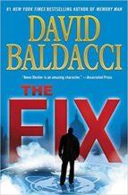 the fix david baldacci 9781455586547