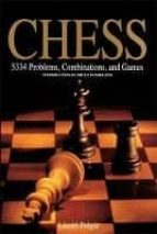 chess: 5334 problems, combinations and games laszlo polgar 9781579125547