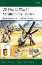 us world war ii amphibious tactics-gordon l f rottman-9781841769547