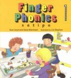 finger phonics book 1 (s,a,t,i,p,n)-9781870946247