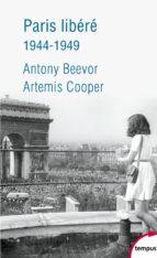 paris libéré 1944-1949 (ebook)-antony beevor-artemis cooper-9782262048747