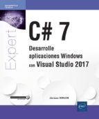 c# 7-jerome hugon-9782409013447
