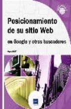 posicionamiento de su sitio web en google y otros buscadores-marie prat-9782746051447