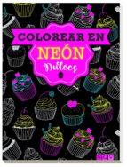 dulces   colorear en neon 9783625006947