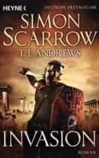 invasion (ebook) simon scarrow t.j. andrews 9783641169947