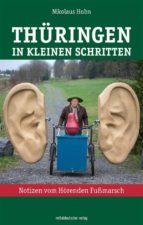 thüringen in kleinen schritten (ebook)-9783954625147