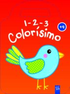 1-2-3 Colorisimo. pajaro por Vv.aa. EPUB DJVU