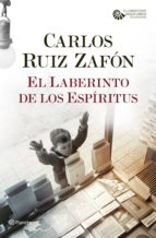 pack el laberinto de los espiritus + librito con los pasajes y paisajes de la novela carlos ruiz zafon 9788408175247