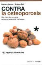 contra la osteoporosis barbara asprea 9788415612247