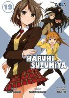 haruhi suzumiya nº 19 nagaru tanigawa gaku stugano 9788416672547