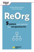 reorg-stephen heidari-robinson-suzanne heywood-9788416904747