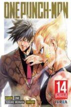 one punch-man nº 14-yusuke murata-9788417179847