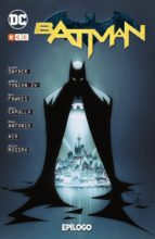 batman: epílogo scott snyder james tynion iv 9788417644147