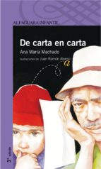 de carta en carta (ebook)-ana maria machado-9788420404547