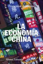 la economia china-françoise lemoine-9788420648347