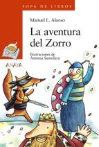 la aventura del zorro manuel l. alonso 9788420743547