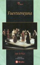 fuenteovejuna-felix lope de vega-9788421614747