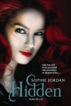hidden: alma de luz sophie jordan 9788421679647