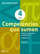 competències que sumen matemàtiques 4 eso ed 2013 cataluña/balear s-9788421853047