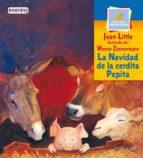 la navidad de la cerdita pepita-jean little-9788424187347