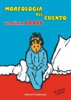 morfologia del cuento (8ª ed.)-vladimir j. propp-9788424500047