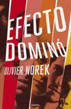 efecto domino olivier norek 9788425354847
