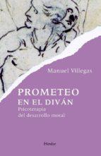 prometeo en el divan-manuel villegas-9788425432347