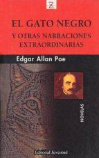 el gato negro y otras narraciones extraordinarias-edgar allan poe-9788426134547
