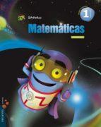matemáticas 1º  cuadrícula trimestres  superpixépolis matemáticas 1º  pauta trimestres  superpixépolis 9788426392947